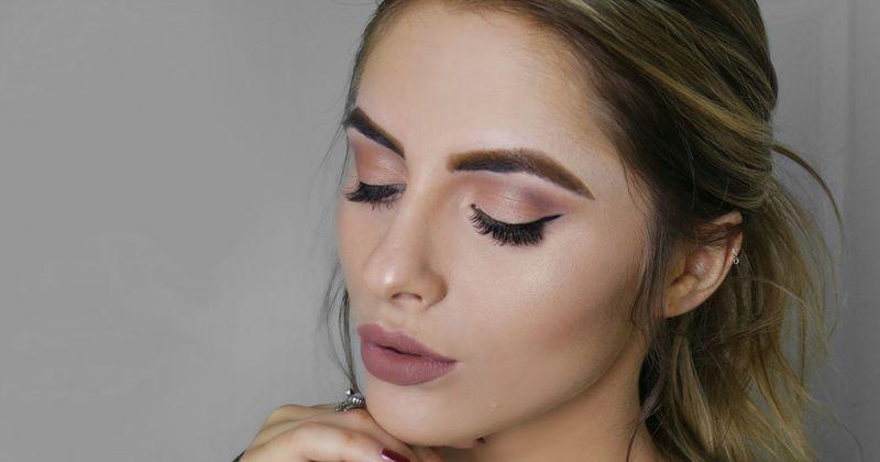 3. Makeup natural