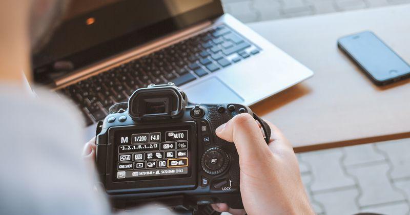 2. Perhatikan mode kamera