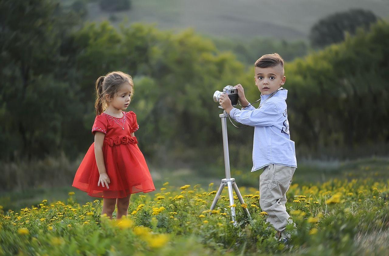 42 Koleksi Gambar Keren Anak Kecil Terbaru
