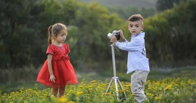 Ma, Begini Cara Membuat Foto Keren Instagram Anak