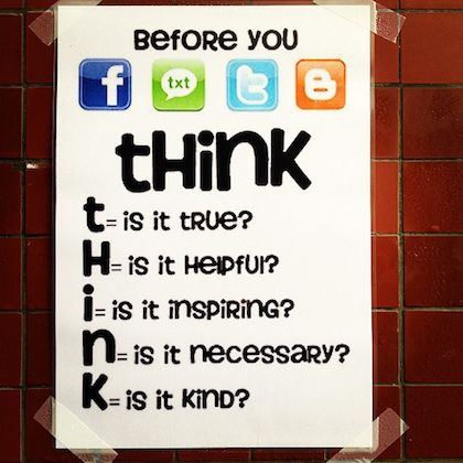 Etika dunia maya cyber bullying