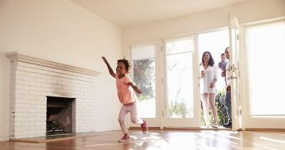 Begini Cara Membuat Anak Nyaman Pindah ke Rumah Baru