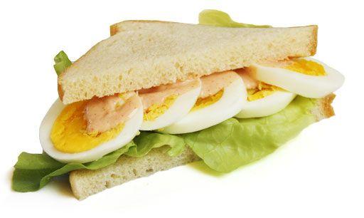 2. Sandwich aneka isi