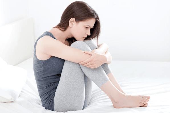 2. Menstruasi berat