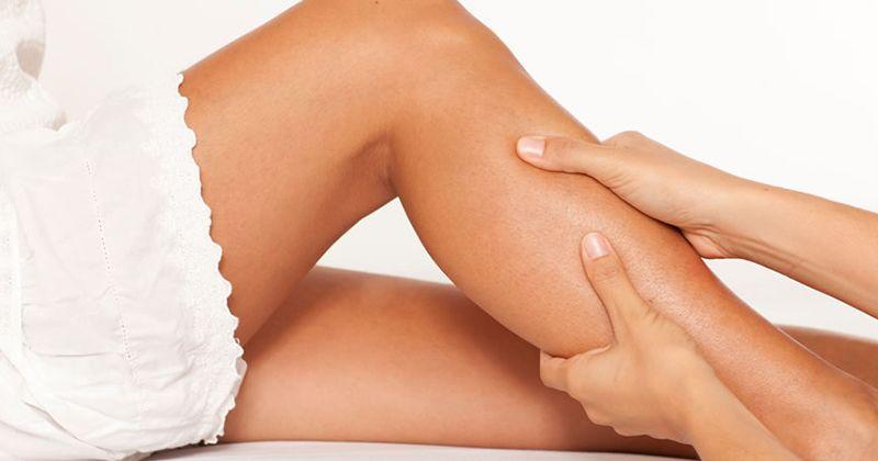 4. Hindari memijat bagian tubuh kena varises