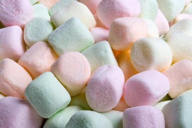 2. Popcorn marshmallow