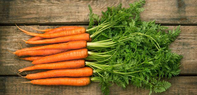 5. Sayuran mentah