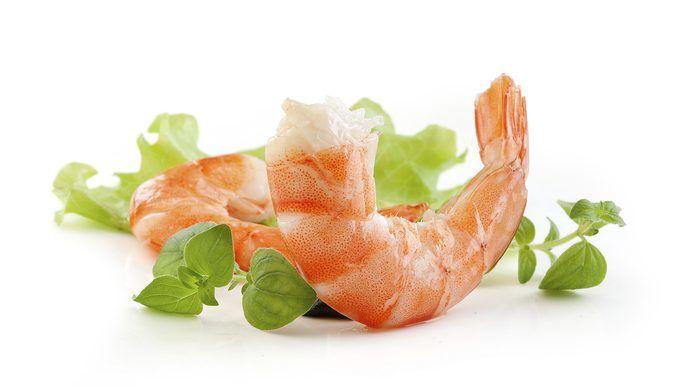 7. Makanan laut kenyal