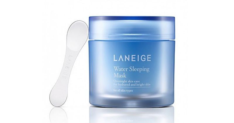 8. Laneige Water Sleeping Mask