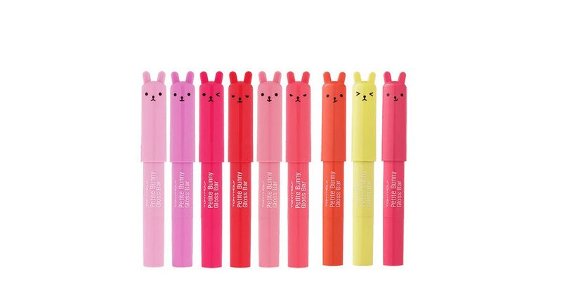 7. Tony Moly Petite Bunny Gloss Bar