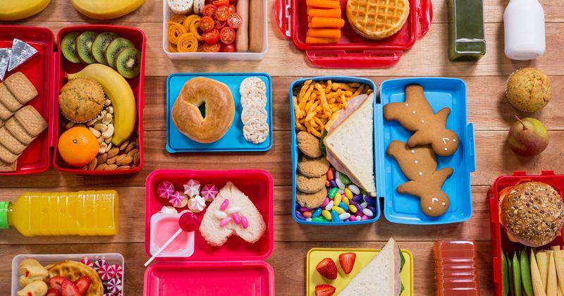7 Ide Bekal Anak Sekolah Sederhana Untuk Sd Popmama Com