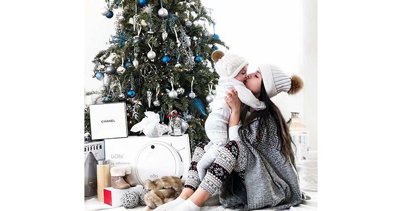 Momen berharga bisa merayakan Natal bersama Si Kecil pertama kalinya