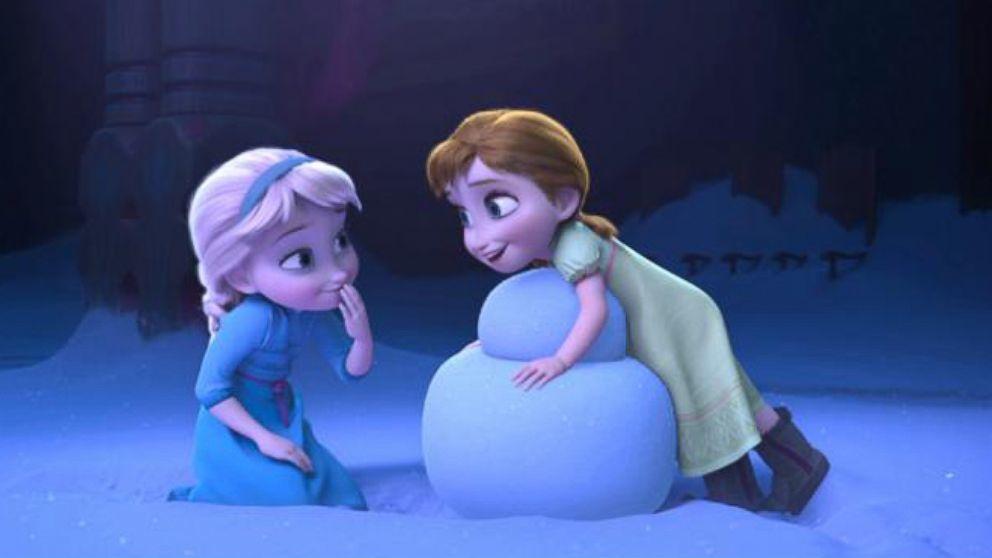 8. Frozen