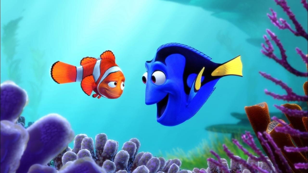 9. Finding Dory