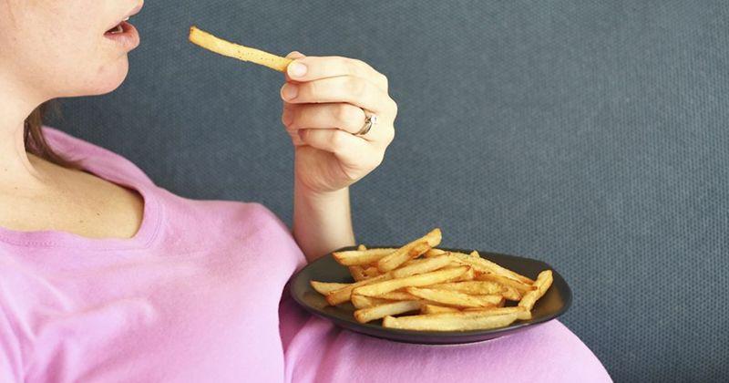 5. Menghindari makanan pemicu mual