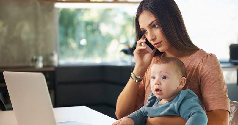 5 Hal Perlu Mama Lakukan Sebelum Mengajak Anak ke Kantor