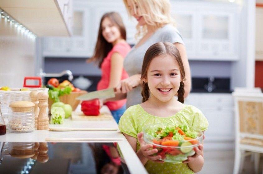 Nutrisi Anak Usia SD