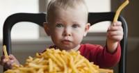 Mengatasi Nafsu Makan Anak Berlebihan
