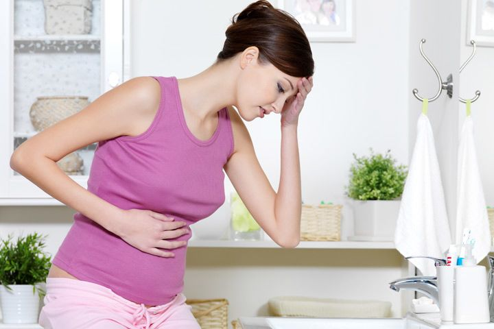 Jangan Kaget Ini Penyebab Perut Keras Selama Kehamilan