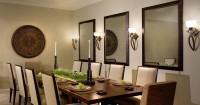 6. Cermin ruang makan