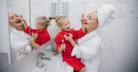 7. Cermin kamar mandi