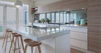 9. Cermin dapur