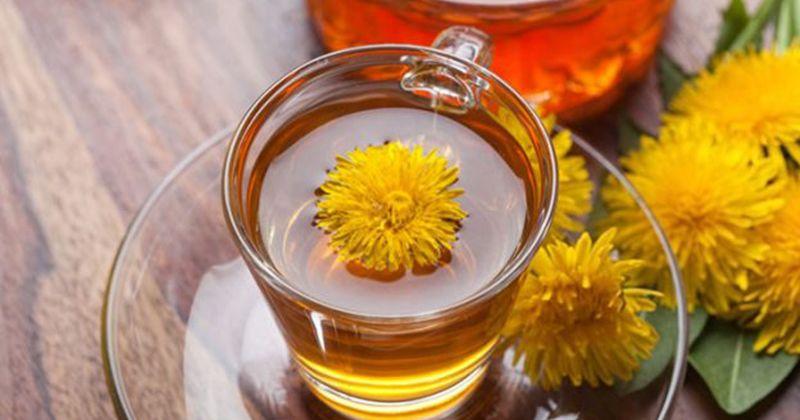 2. Teh herbal dandelion