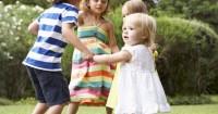 Sudahkah Mama Memperhatikan Lingkar Pertemanan Si Kecil