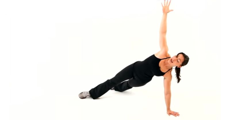 4.Plank dasar