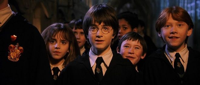 8. Harry Potter and The Sorcerer's Stones