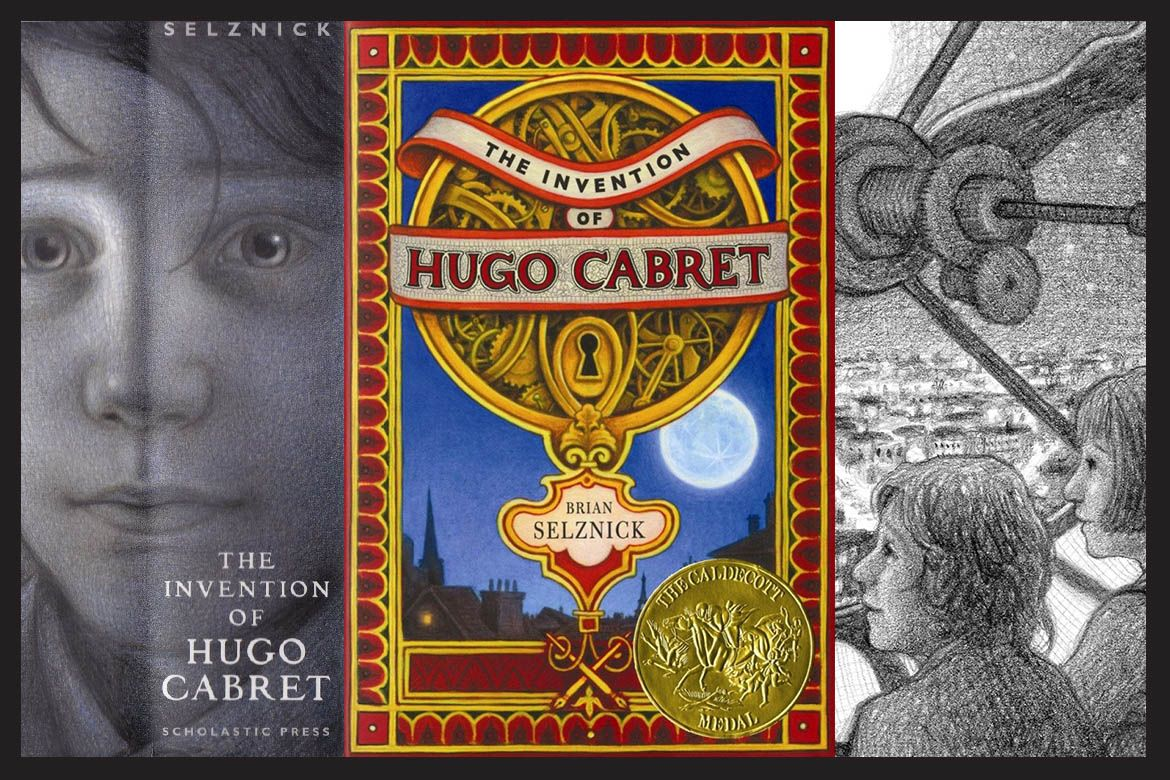 10. The Invention of Hugo Cabret