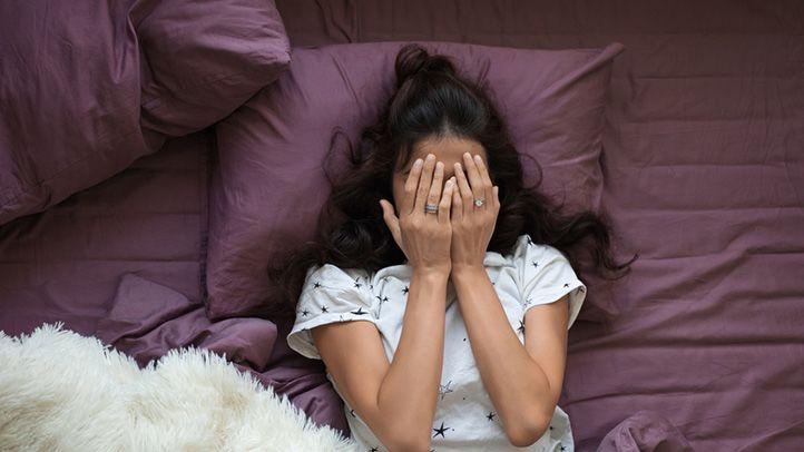 1. Penyebab terjadi insomnia trimester pertama