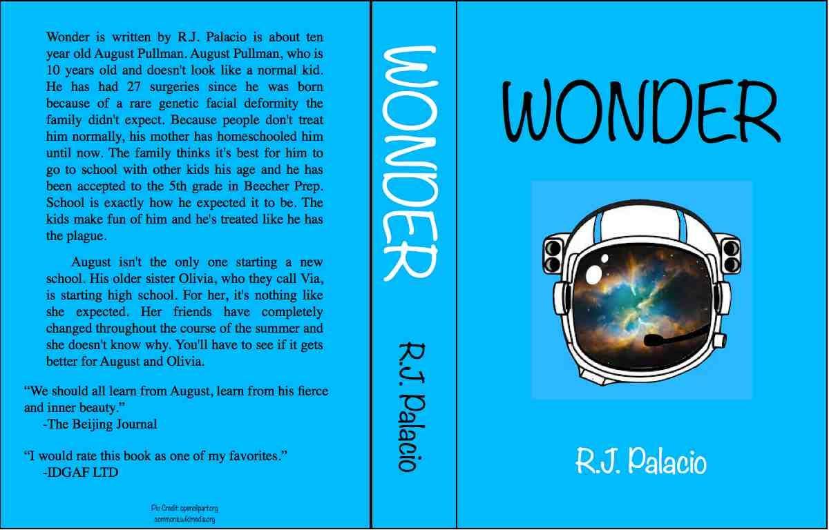12. Wonder