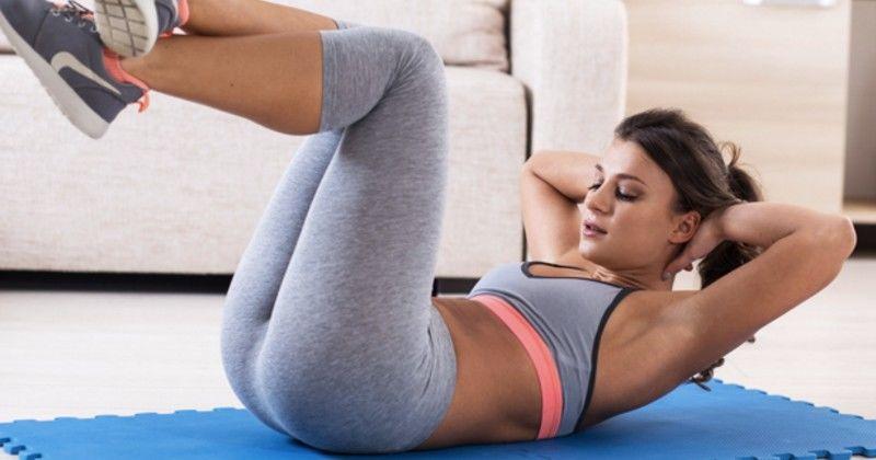 3. Latihan otot panggul
