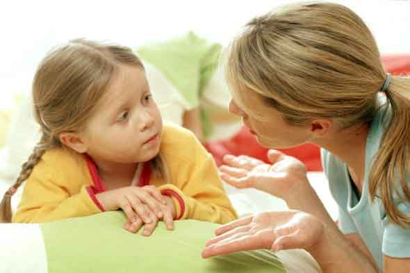1. Bicarakan rokok sejak dini