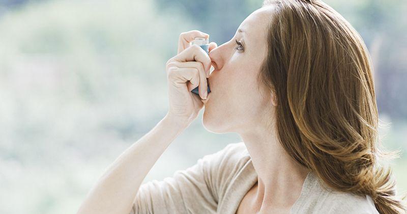 1. Peradangan akibat asma membuat organ reproduksi terganggu