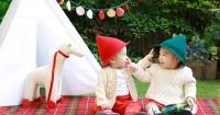 Studi Bayi Senang Mendengar Bayi Lain Saat Mulai Belajar Berbicara