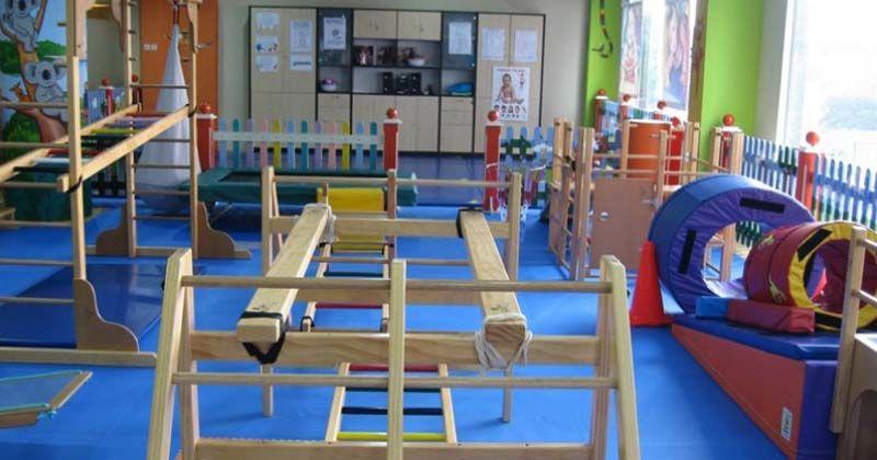 5. Taman bermain indoor