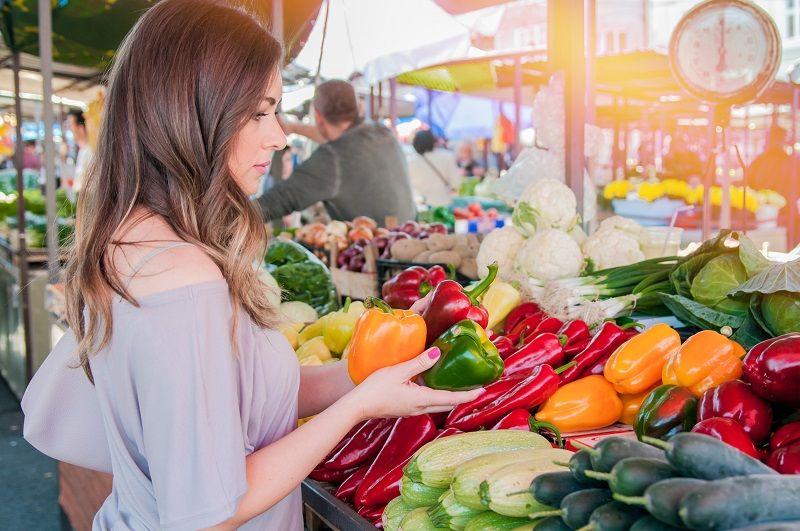 Tips Membeli Makanan Organik