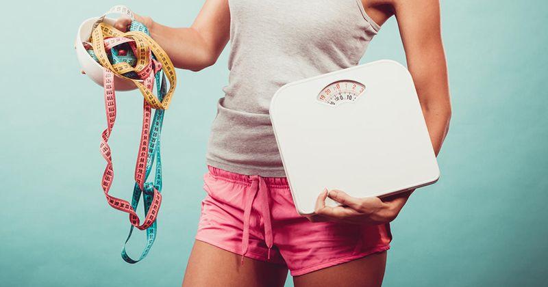 4. Jaga berat badan agar timbangan tidak terlalu kegemukan atau kekurusan