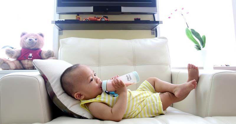 Seberapa penting susu bagi anak