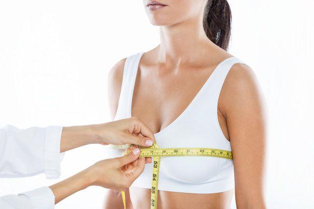 2. Ukuran payudara berubah