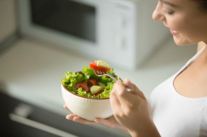 2. Jaga pola makan