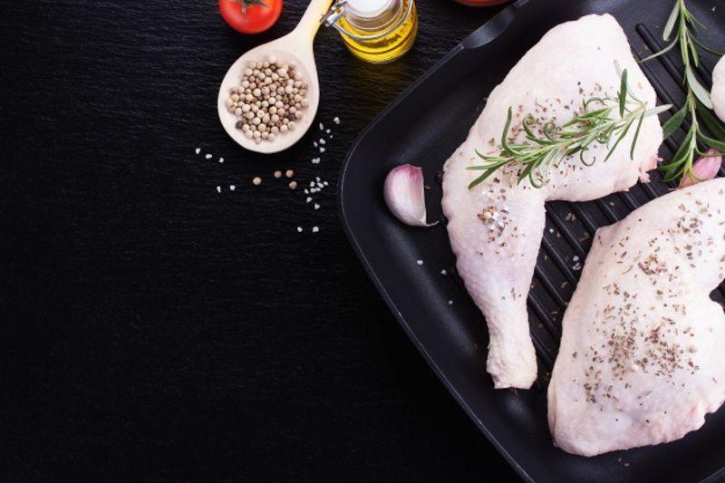 5.Daging ayam memperkuat otot