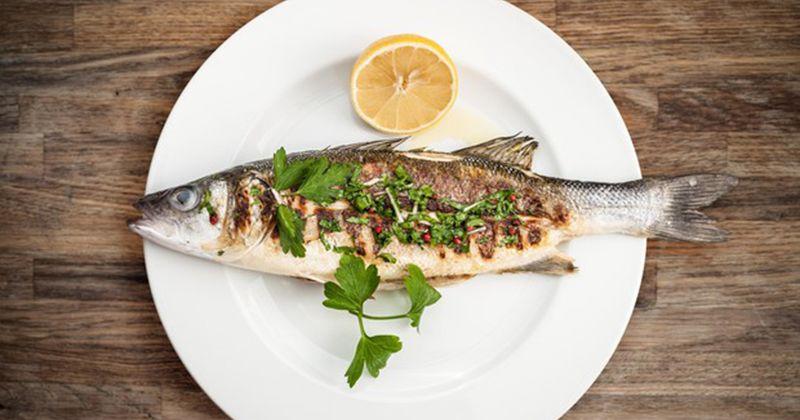 1. Makanan laut mengandung merkuri