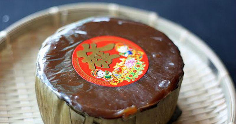 3. Kue Keranjang