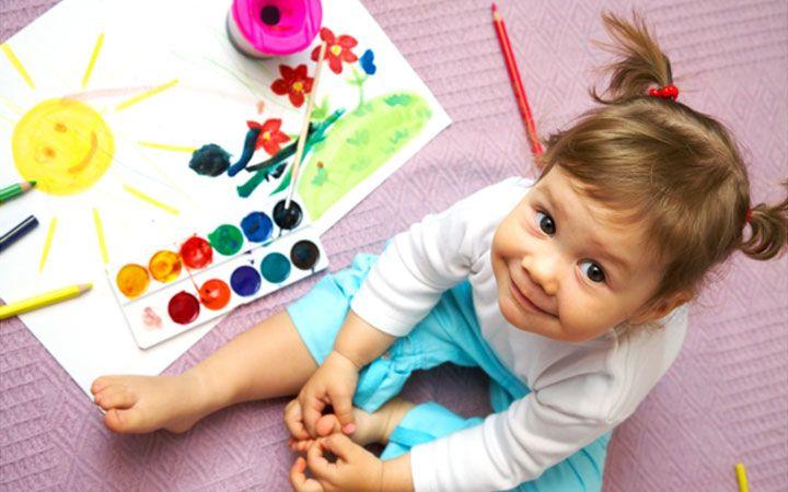 Pahami Kecerdasan Visual-Spasial Anak Cara Melatihnya