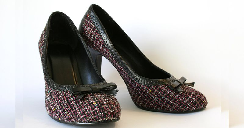 2. Memakai sepatu membuat kaki sakit