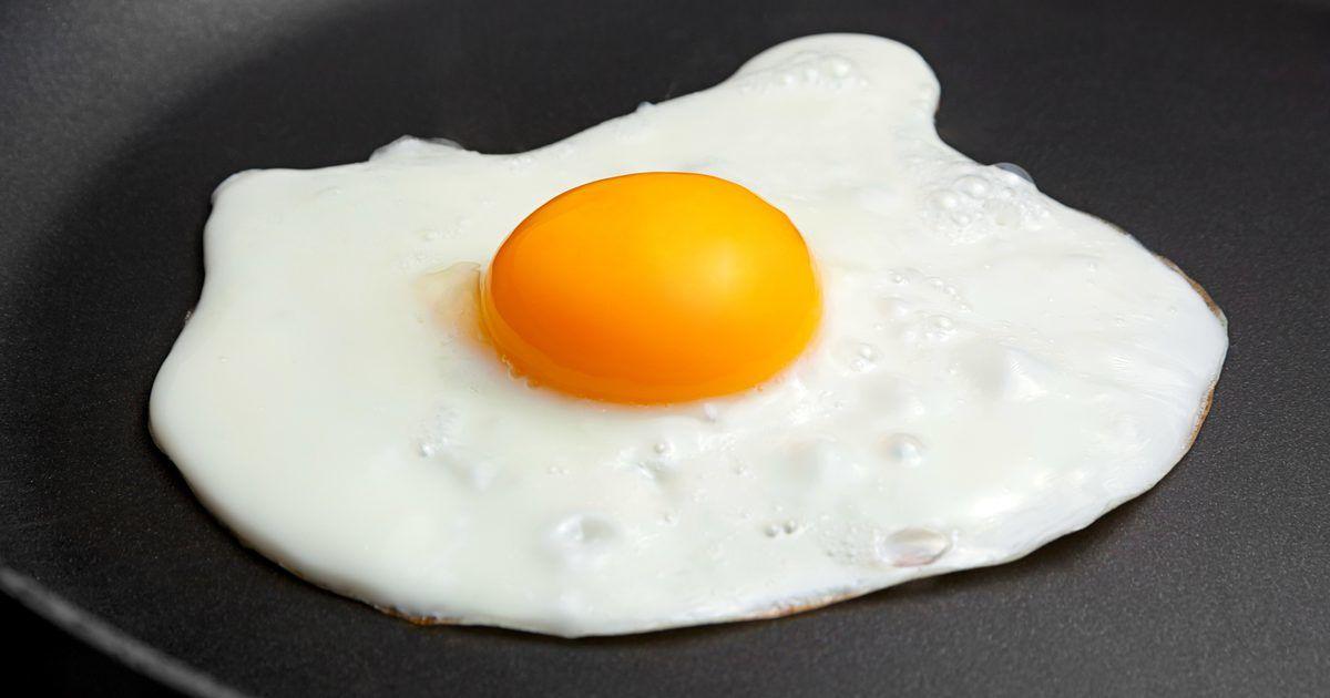 10. Kuning telur