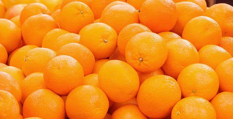 3. Buah jeruk